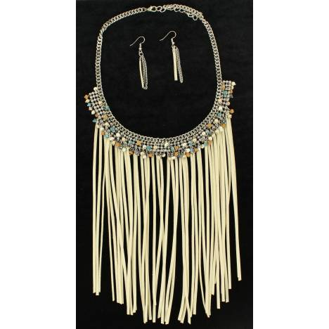 Blazin Roxx Fringe Jewelry Set