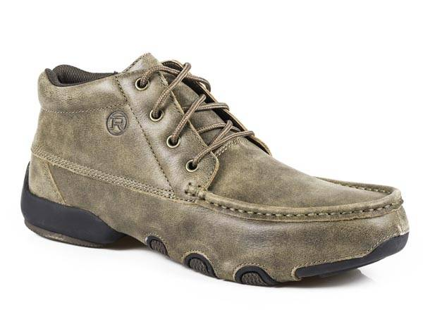 Roper High Country Cruisers Driving Moccasin- Men's