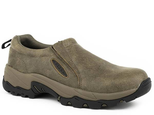 Roper Performance Airlight Slip On Shoe- Men's