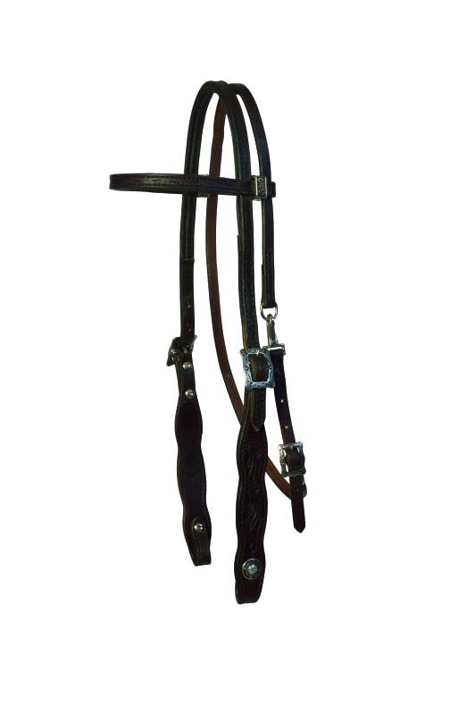 Tucker Horizon Engraved Bridle