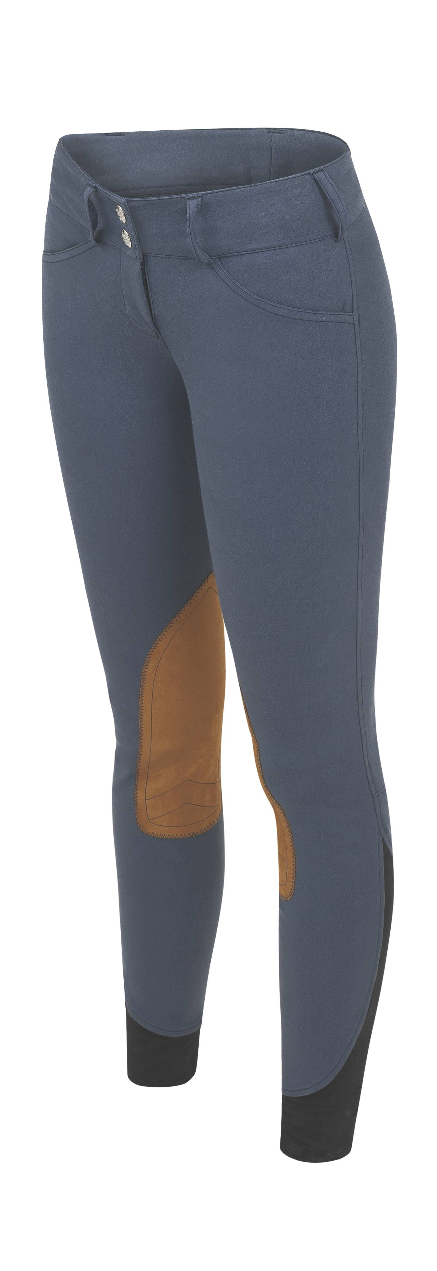 Tredstep Hunter Classic Knee Patch Breech- Ladies