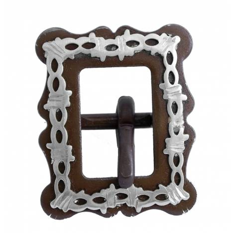 Partrade Antique Barbed Wire Cart Buckle