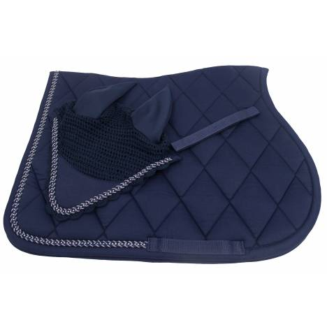 Lami-Cell Crystal Dressage Pad