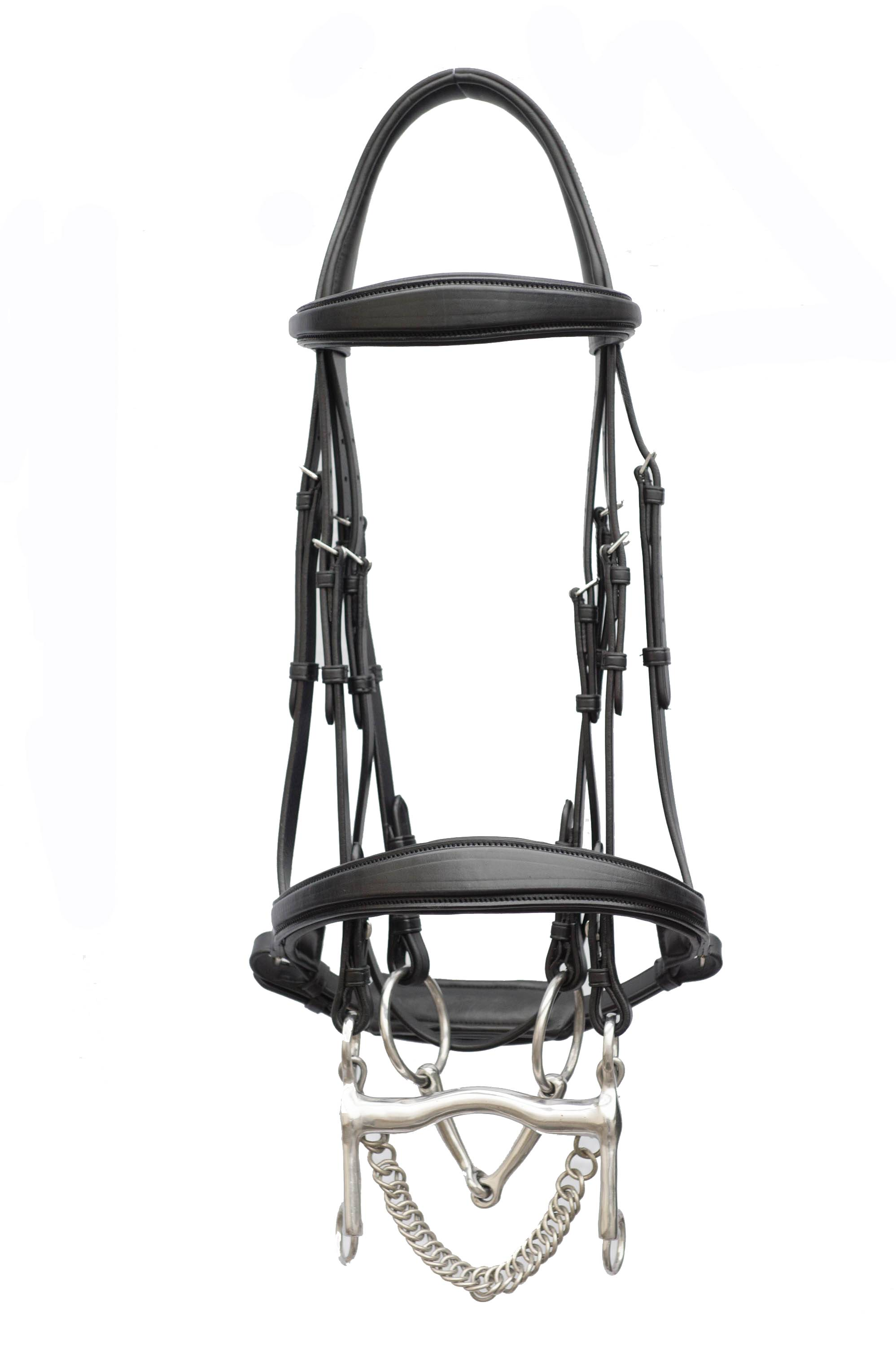 Nunn Finer Castellana Double Bridle
