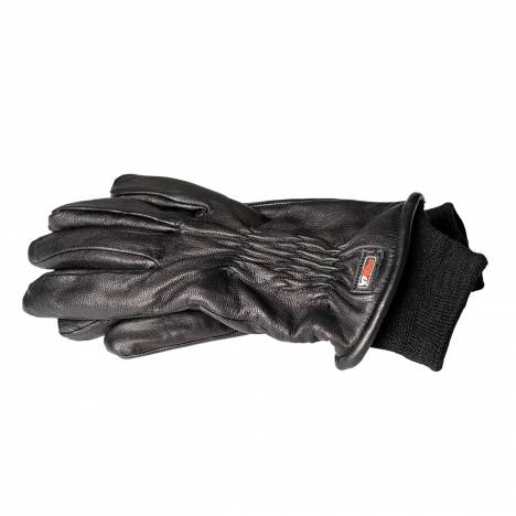 Mira Leather Winter Gloves Thinsulate Padding - Adult