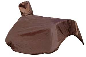 Western Saddle Cover with Tote