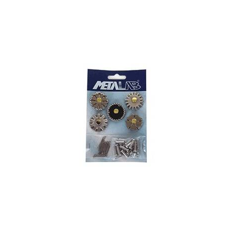FG Reining Brushed Rowels