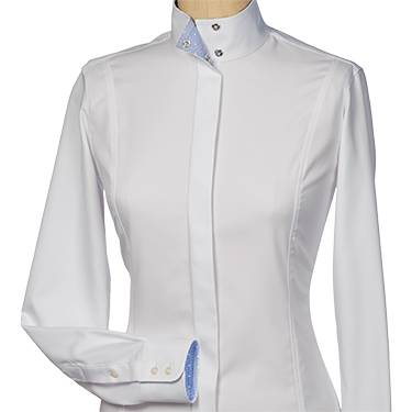 Essex Classics Siena Fitted Show Shirt - Ladies