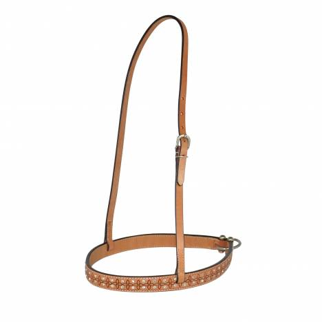 Circle Y Geometric Crystal Noseband