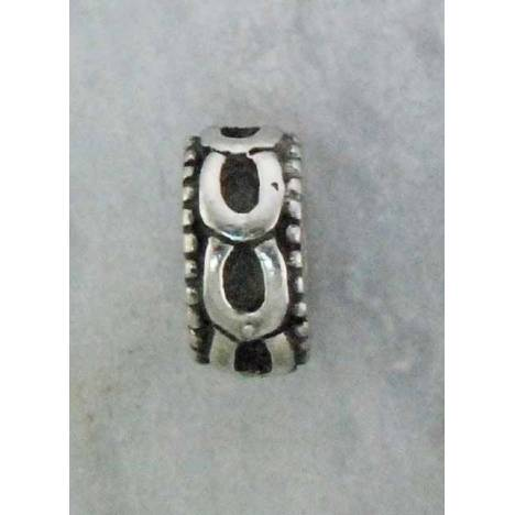 Joppa Horse Shoe Spacer Bead