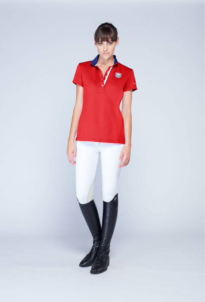Asmar Modern Clinic Polo - Ladies