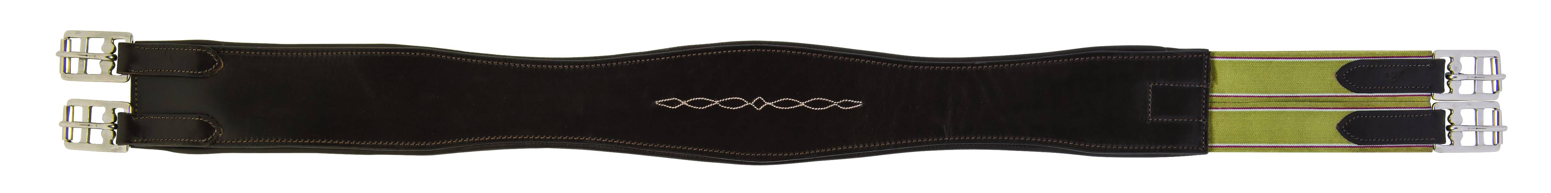 Weaver English Padded Leather Girth