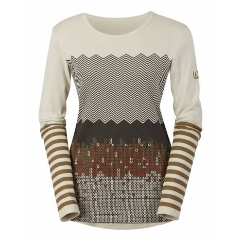 Kerrits Top Line Long Sleeve Tee- Ladies