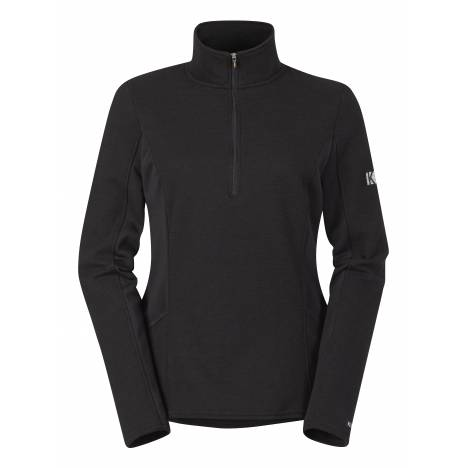 Kerrits Pocket Zip Neck-Ladies