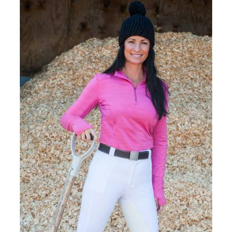 FITS Erin Pink Base Layer - Ladies
