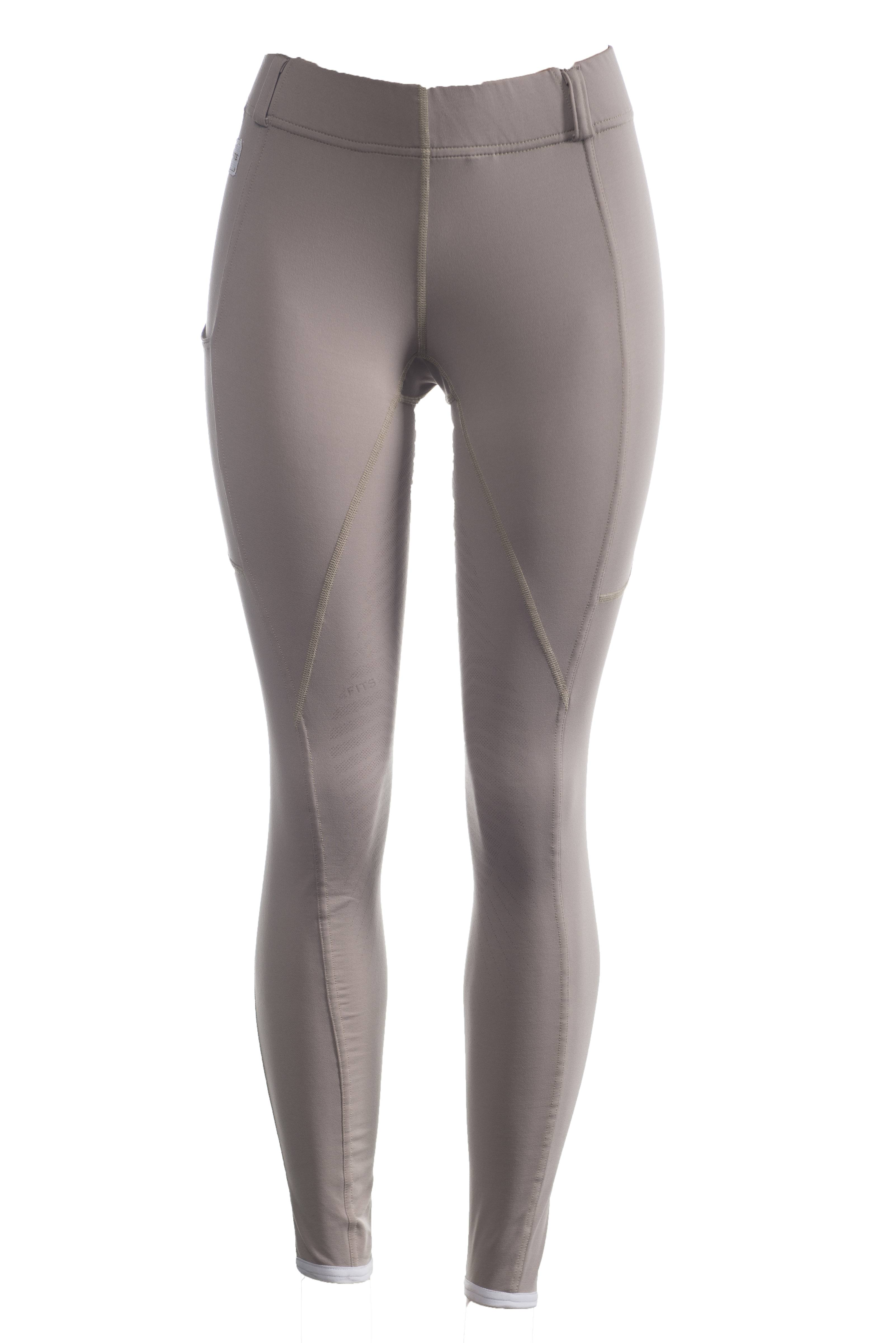 FITS Techtread Full Seat Pull On Truffle Breech - Ladies