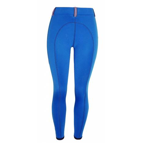 FITS Techtread Windpro Full Seat Blue Pull On Breech - Ladies
