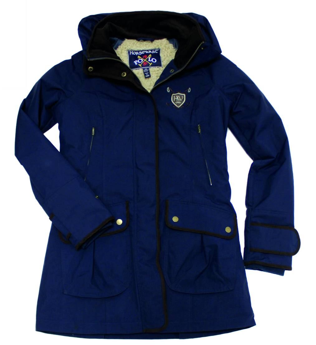 Horseware Elina Parka Jacket - Ladies