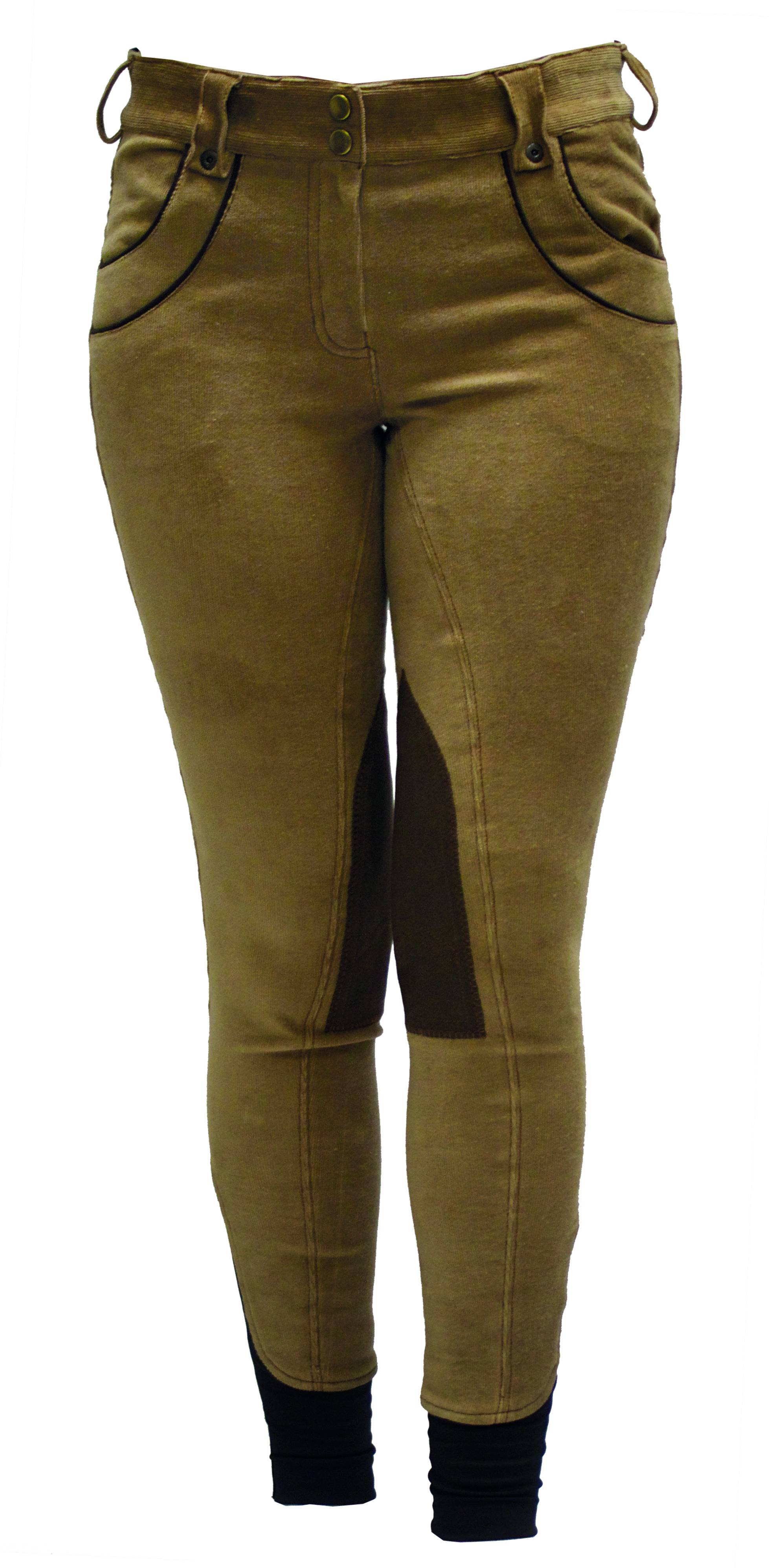 Horseware Nina Cord Full Seat Breeches - Ladies