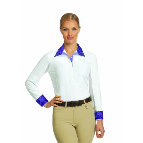 Romfh Lindsay Show Shirt- Ladies, Long Sleeve