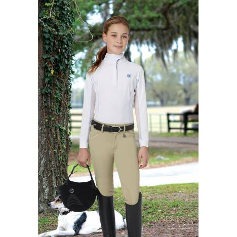 Romfh Sarafina Breech- Kids, Knee Patch