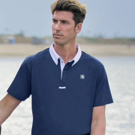Romfh Show Polo-Men's, Short Sleeve