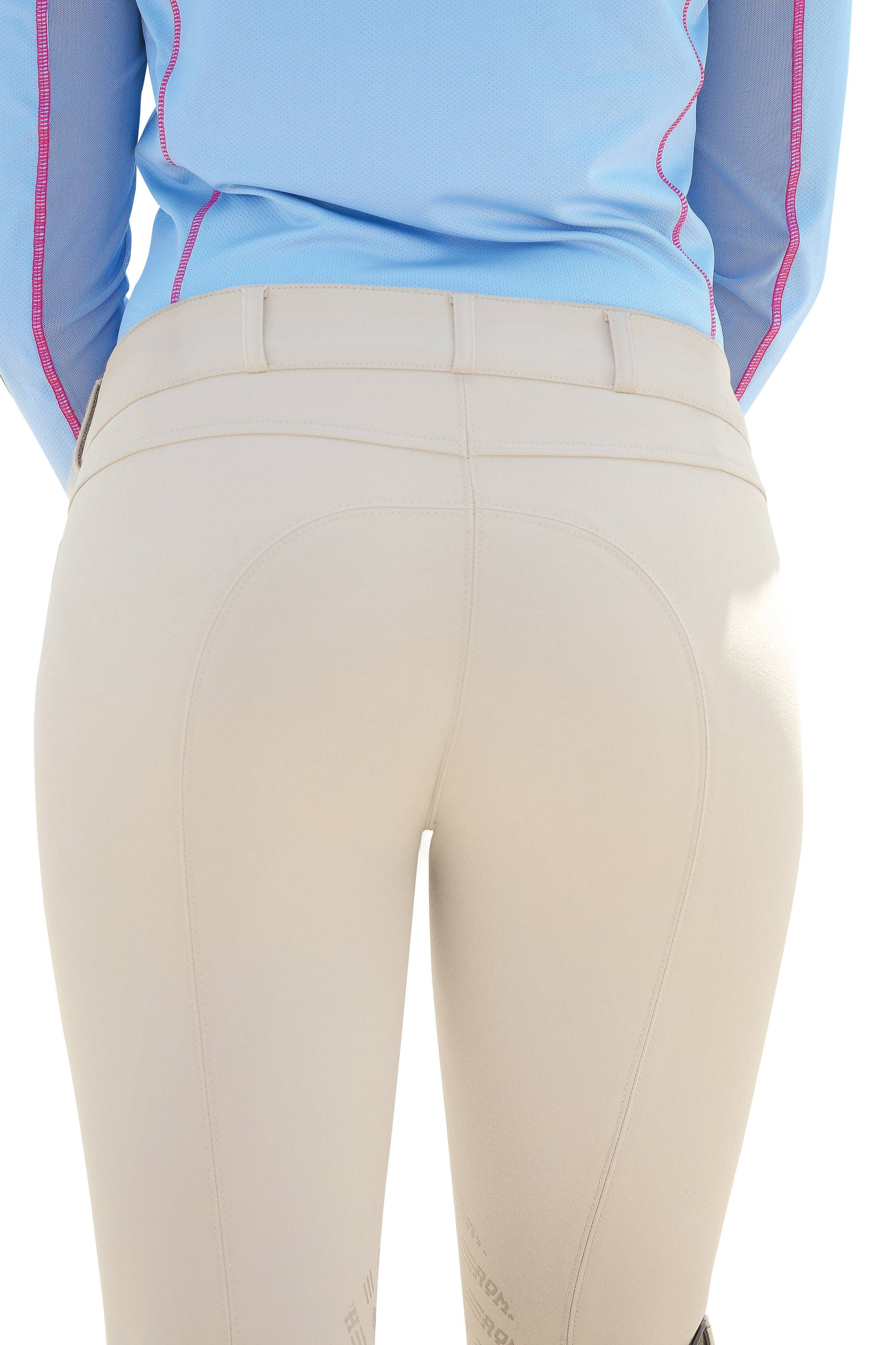 Romfh Gabriella Euroseat Breech- Ladies, Low-Rise