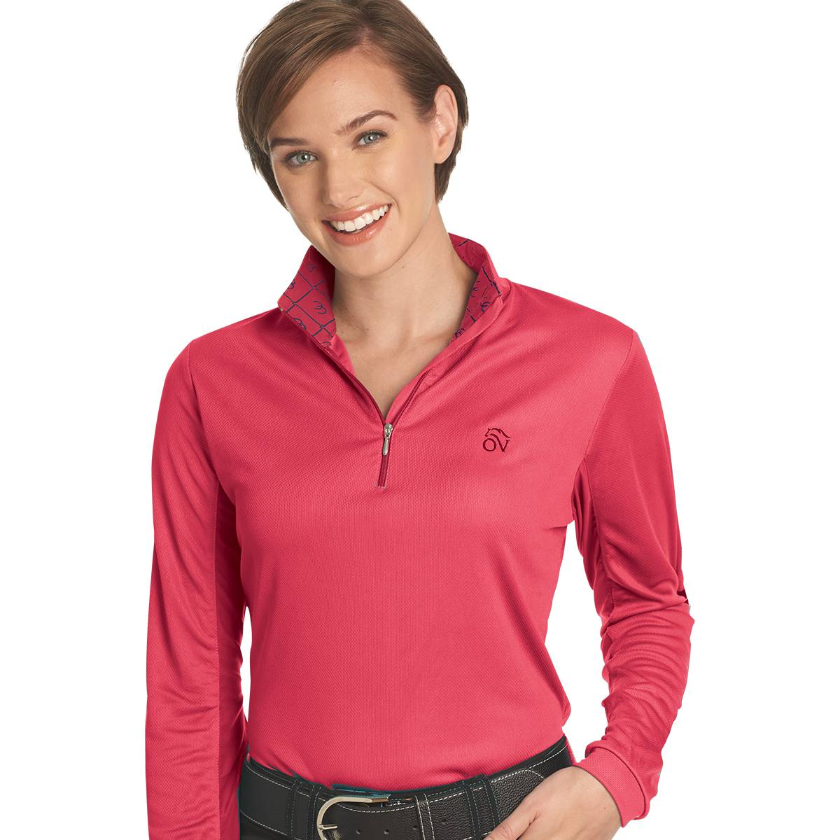 Ovation Cool Rider Tech Shirt- Ladies
