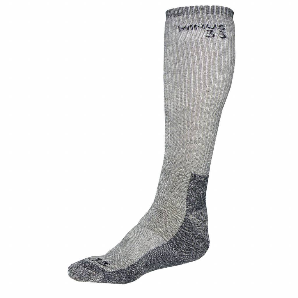 Muck Boots Merino Expedition Tall Sock - Grey