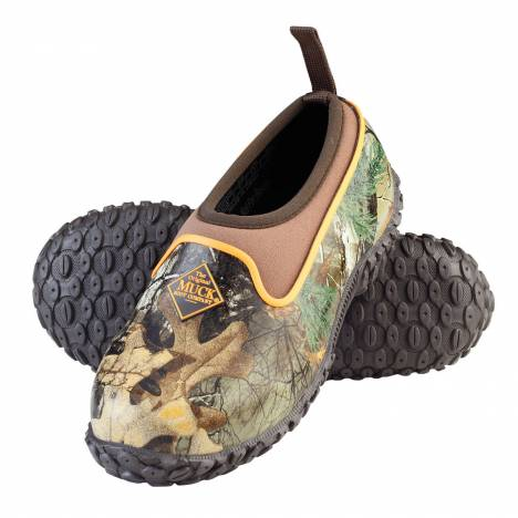 Muck Boots Muckster II Low Boots - Kids - Realtree Xtra