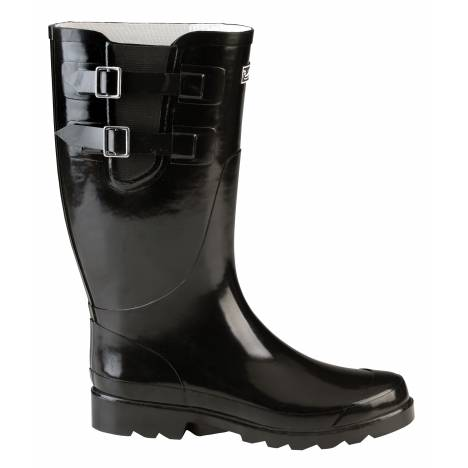 Muck Boots Classic Double Strap Puddleton- Ladies - Black