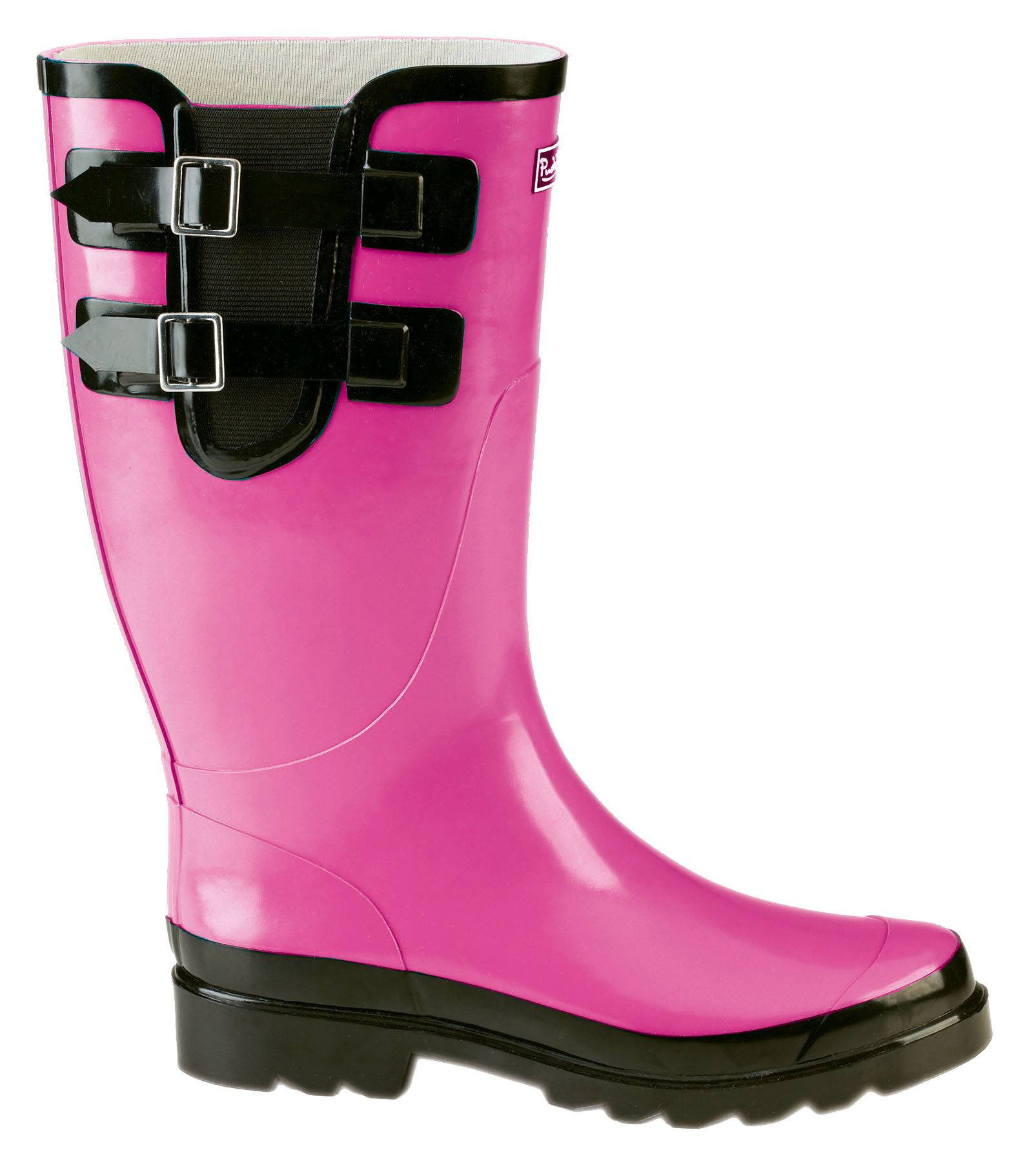 Muck Boots Classic Double Strap Puddleton - Ladies - Pink