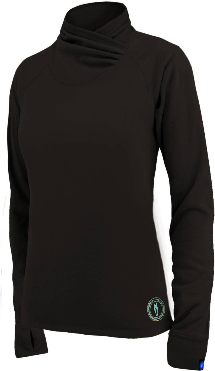 Irideon Chinchillaah Turtleneck- Ladies