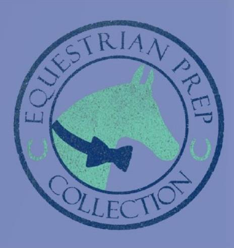 Stirrups Equestrian Prep Signature Logo Short Sleeve Pocket Tee - Ladies