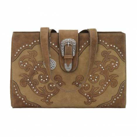 Bandana Shady Cove Shopper Tote- Ladies