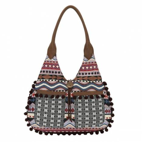 Bandana Tulum Scoop Top Tote-Ladies