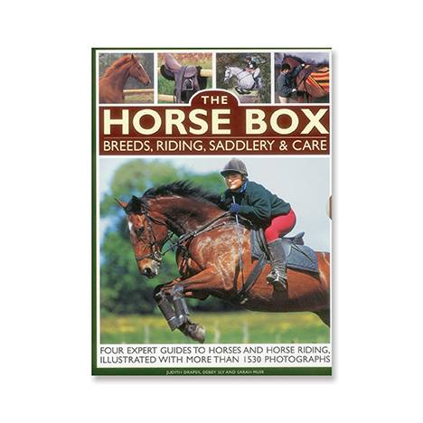 Horse Box: Breeds - Riding - Saddlery & Care: Four Expert Guides To Horses