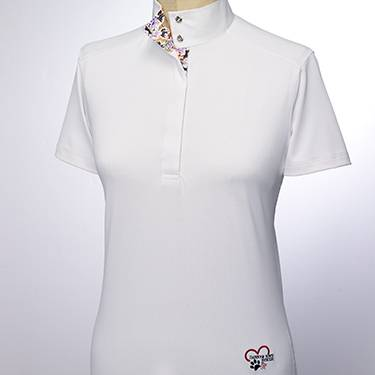 Essex Classics Danny & Rons Rescue Euro Short Sleeve Shirt - Ladies