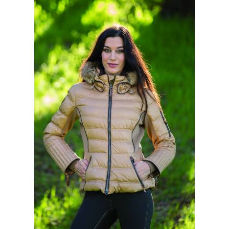 Goode Rider Luxe Parka- Ladies