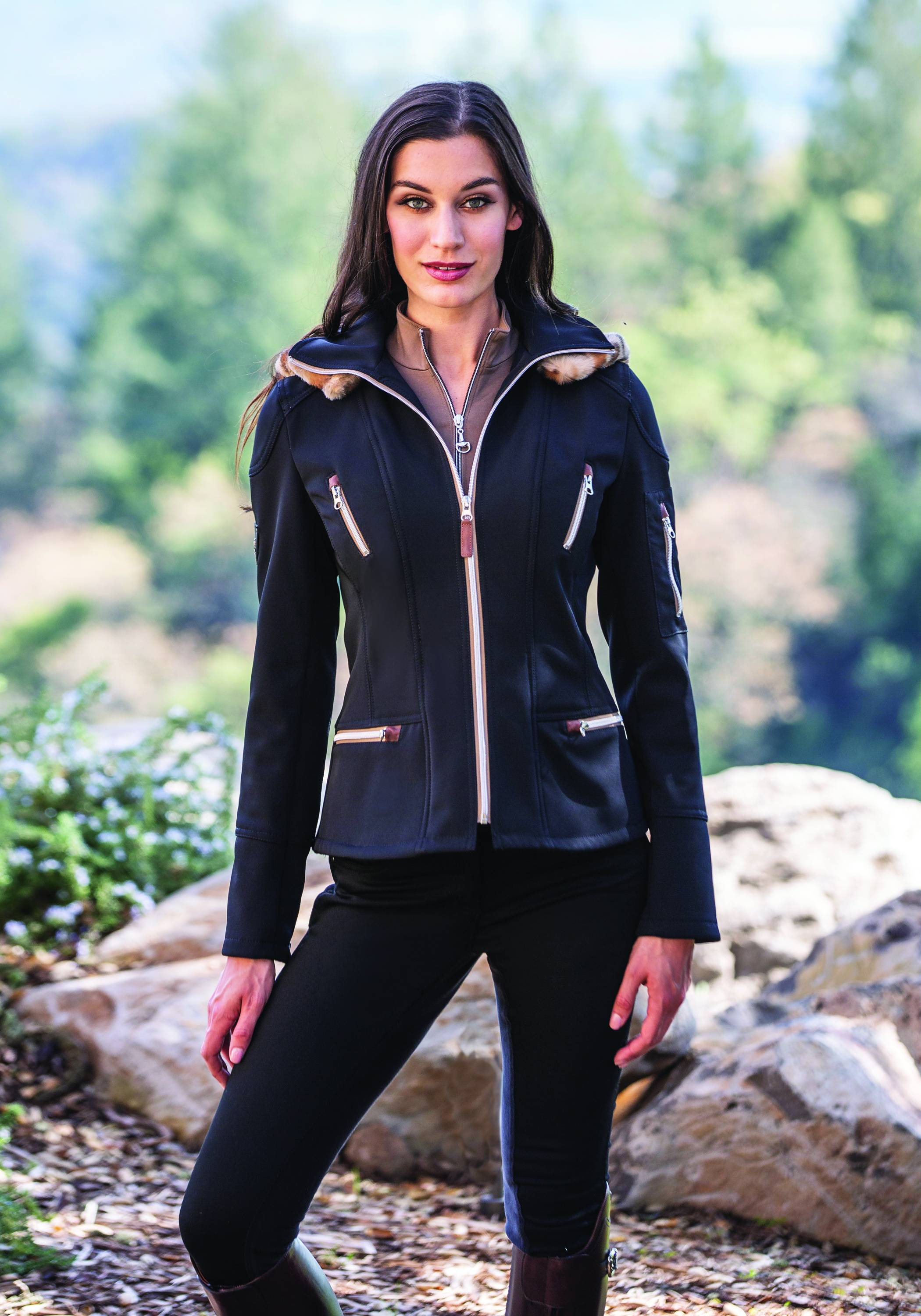 Goode Rider Vogue Jacket- Ladies