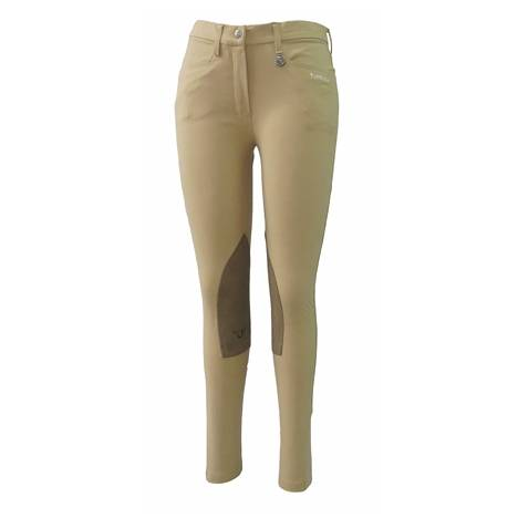 Tuffrider Perfect Knee Patch Breeches- Ladies