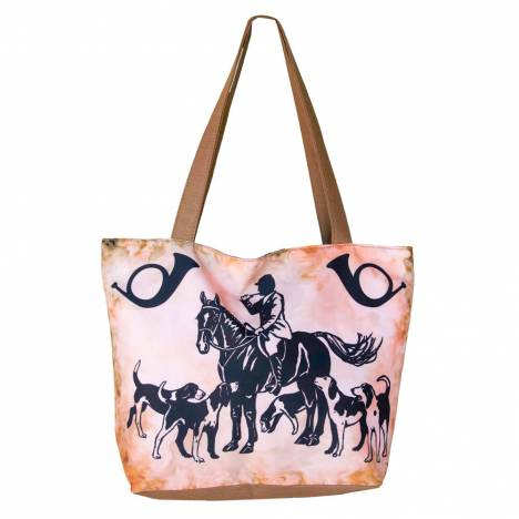 WOW Canvas Tote Bag - Fox Hunting
