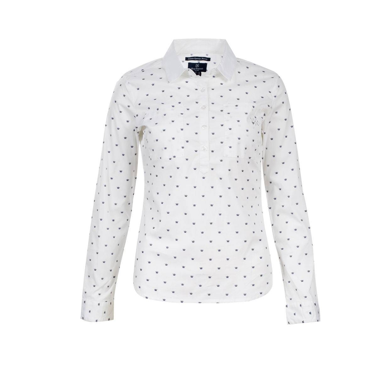Horze Crescendo Rachel Cotton Shirt - Ladies