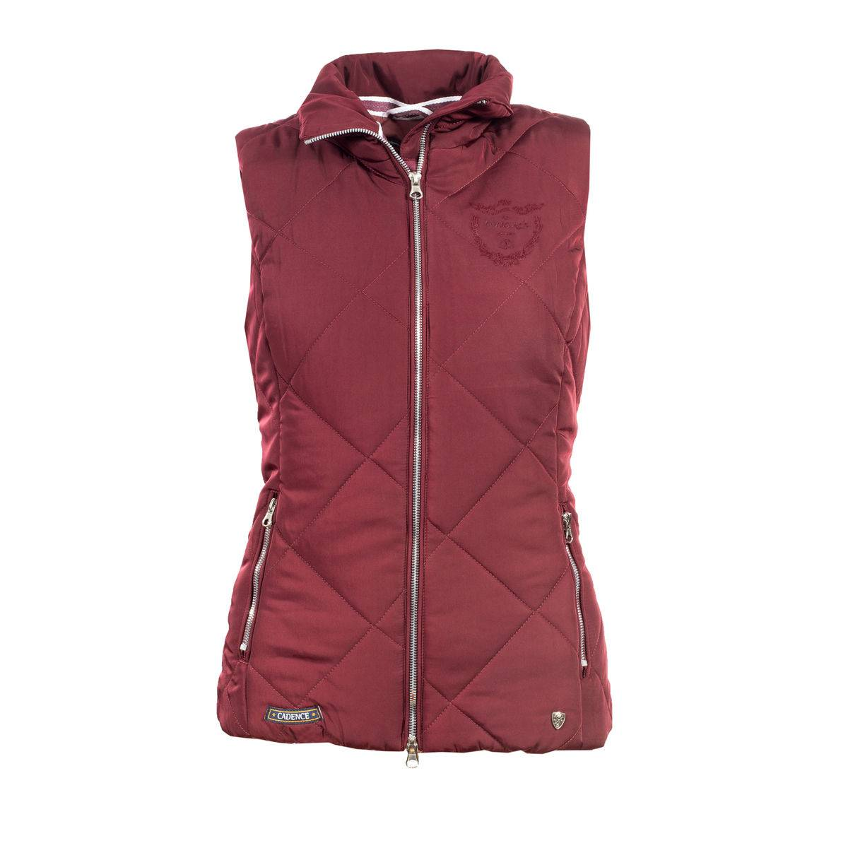 Horze Crescendo Christina Padded Vest - Ladies
