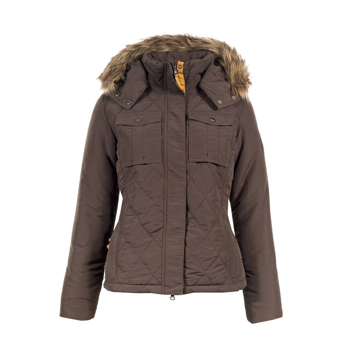 Horze Spirit Janette Quilted Jacket - Kids