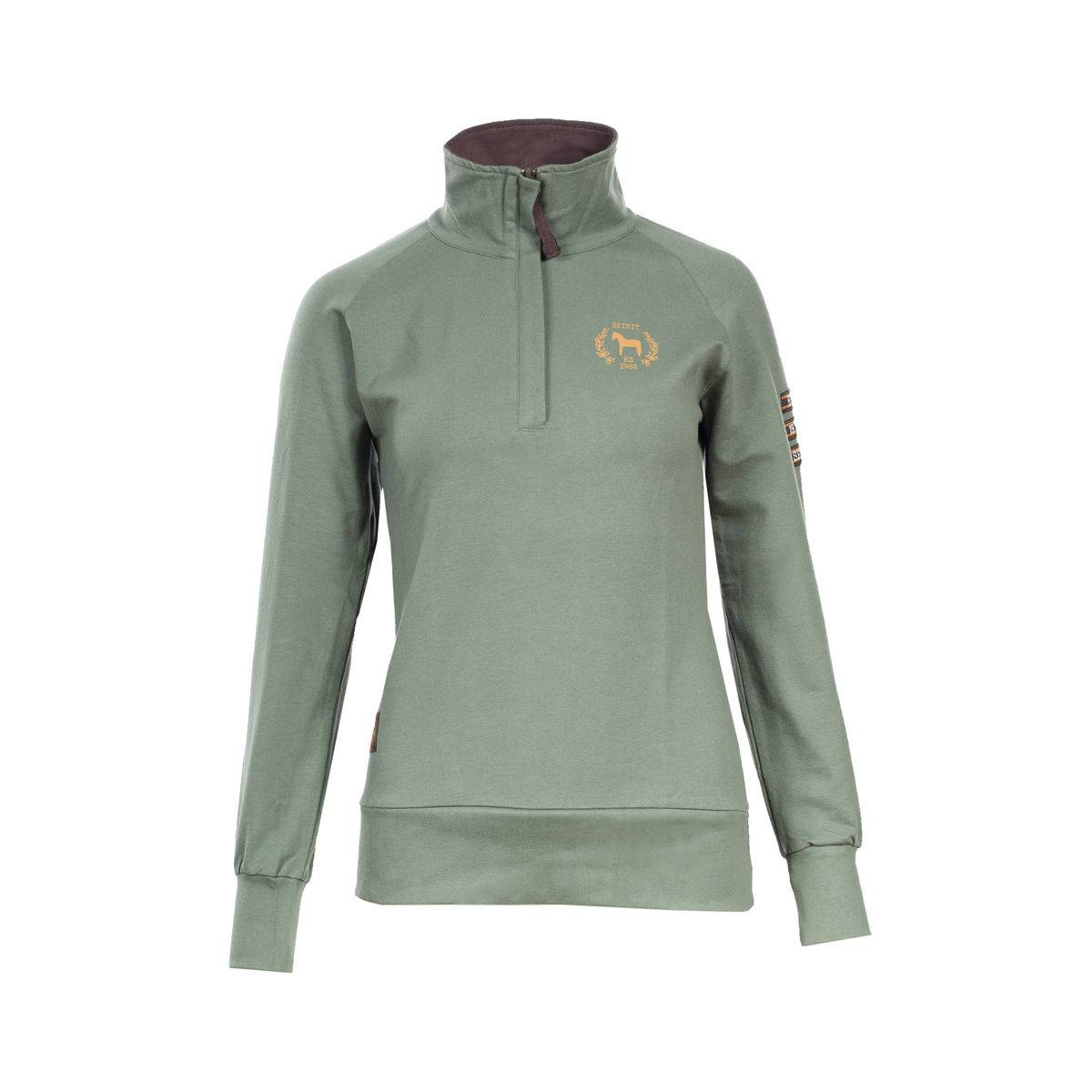 Horze Spirit Roselle Sweatshirt - Ladies