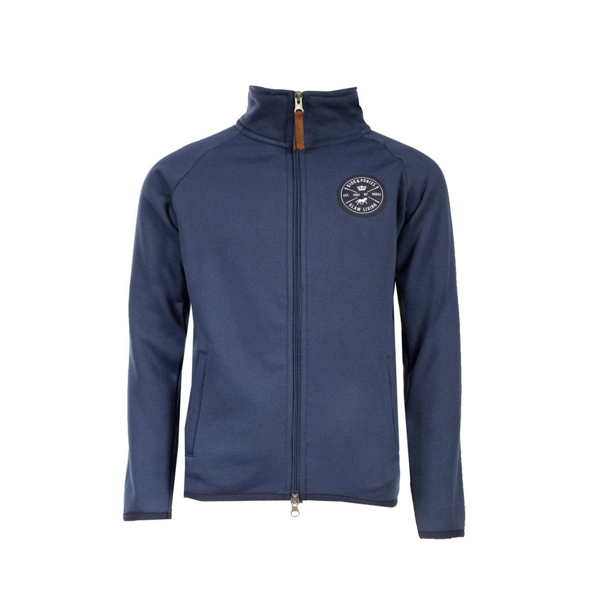 Horze Kendall Fleece Jacket - Kids