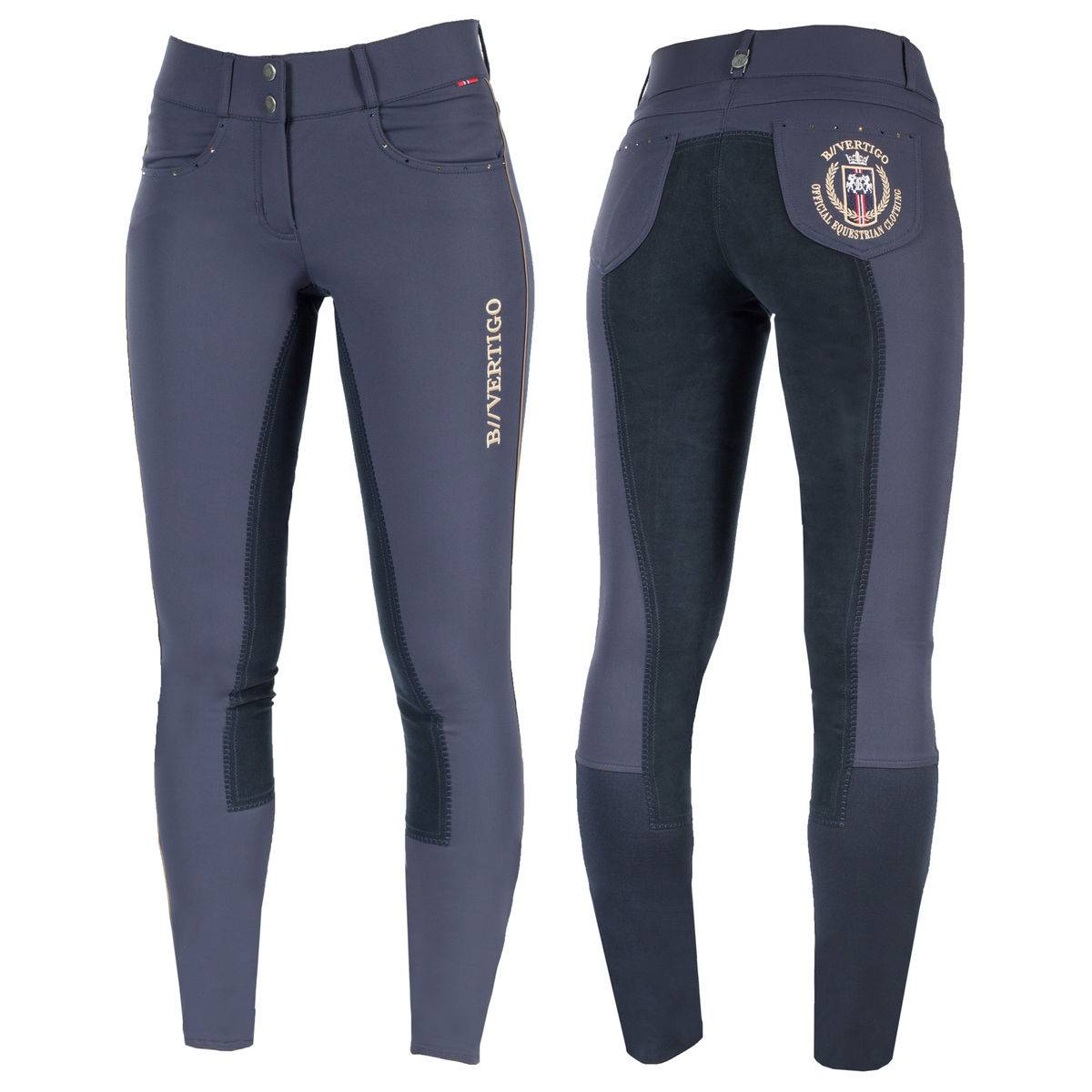 B Vertigo Kimberley Full Seat Breeches - Ladies