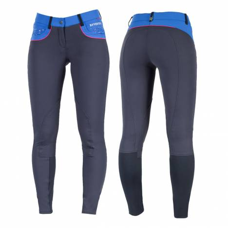 B Vertigo Melissa Knee Patch Breeches - Ladies