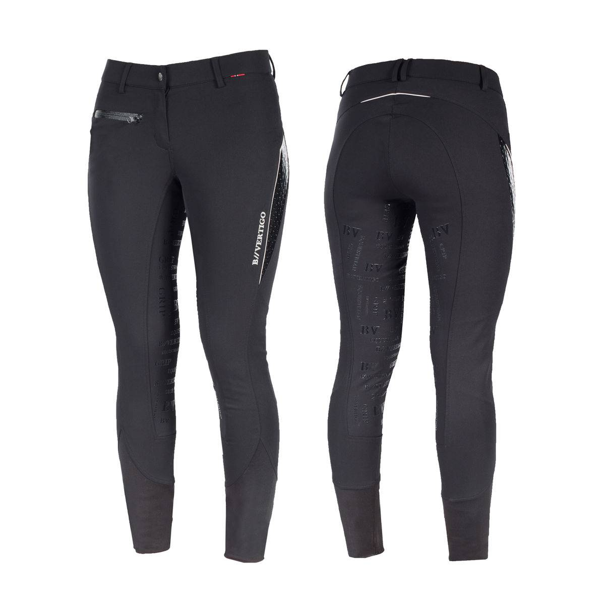 B Vertigo Skylar Full Seat Breeches - Ladies